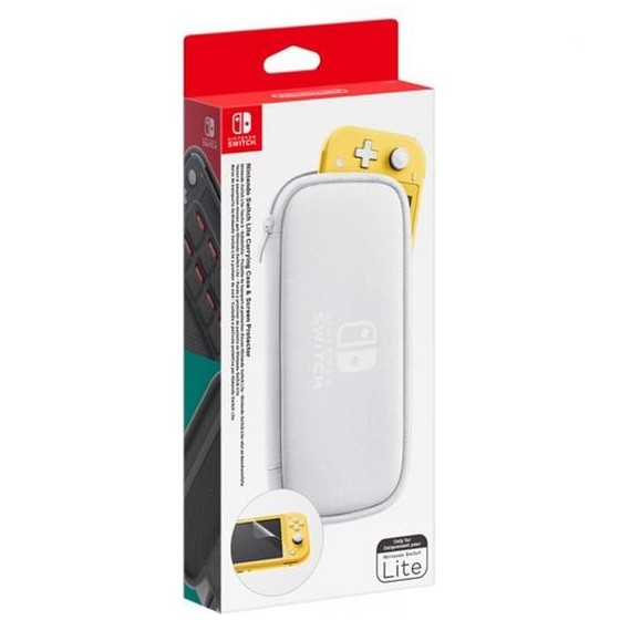 Custodia Nintendo Switch Lite + Screen Protector  - Switch  - The Gamebusters