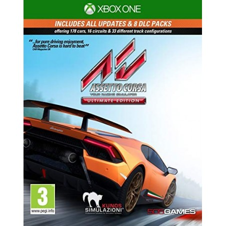 Assetto Corsa - Ultimate Edition - Xbox One