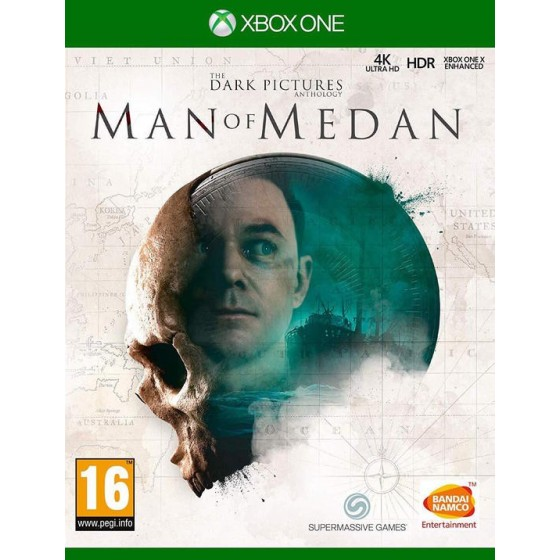 The Dark Pictures Anthology: Man of Medan - Preorder Xbox One- The Gamebusters