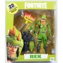 Action Figures - Rex - Fortnite