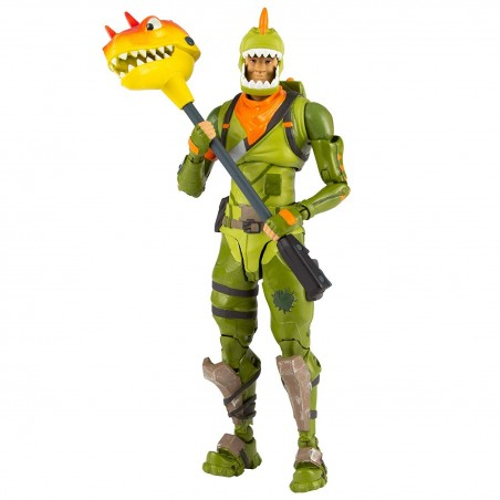 Action Figures - Rex - Fortnite