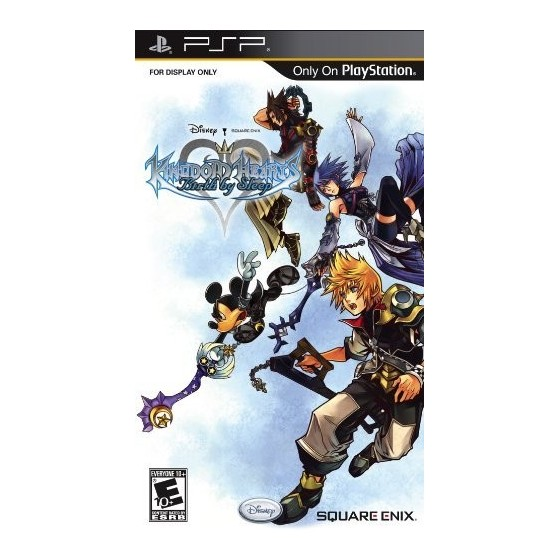 Kingdom Hearts Birth By Sleep - PSP