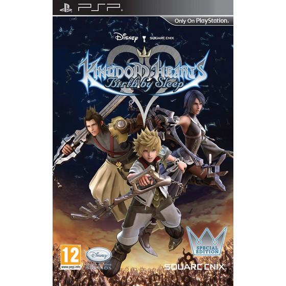 Kingdom Hearts Birth By Sleep - Special Edition - PSP