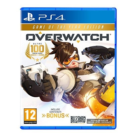 Overwatch - GOTY Edition - PS4