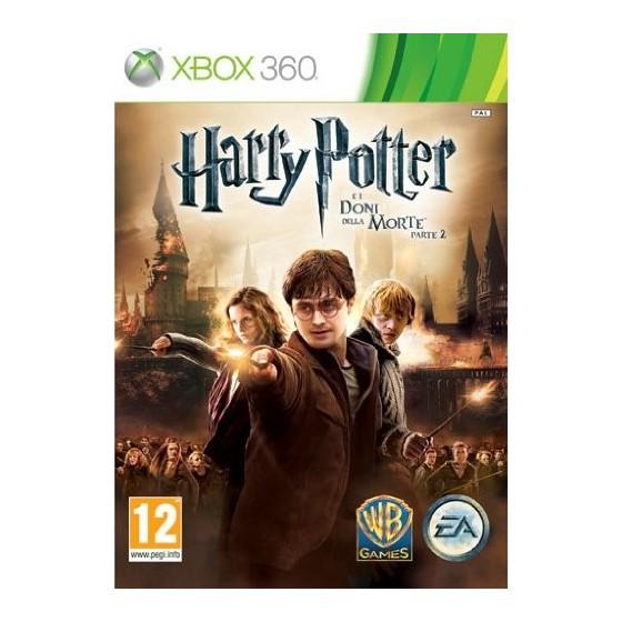Harry Potter e i Doni della Morte - Parte 2 - Xbox 360