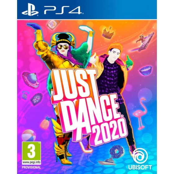 Just Dance 2020 - Preorder PS4 - The Gamebusters