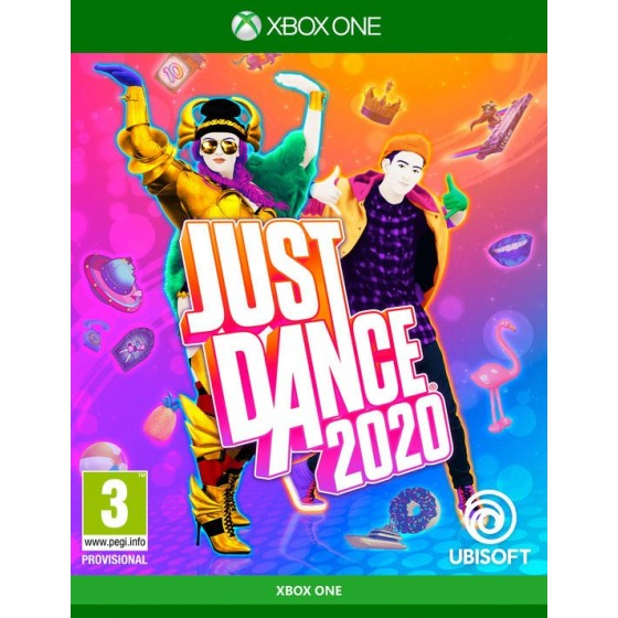 Just Dance 2020 - Preorder Xbox One - The Gamebusters