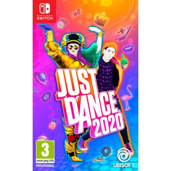 Just Dance 2020 - Preorder Switch - The Gamebusters