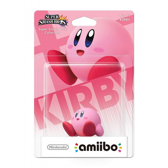 Nintendo Amiibo - Kirby - Super Smash Bros Ultimate