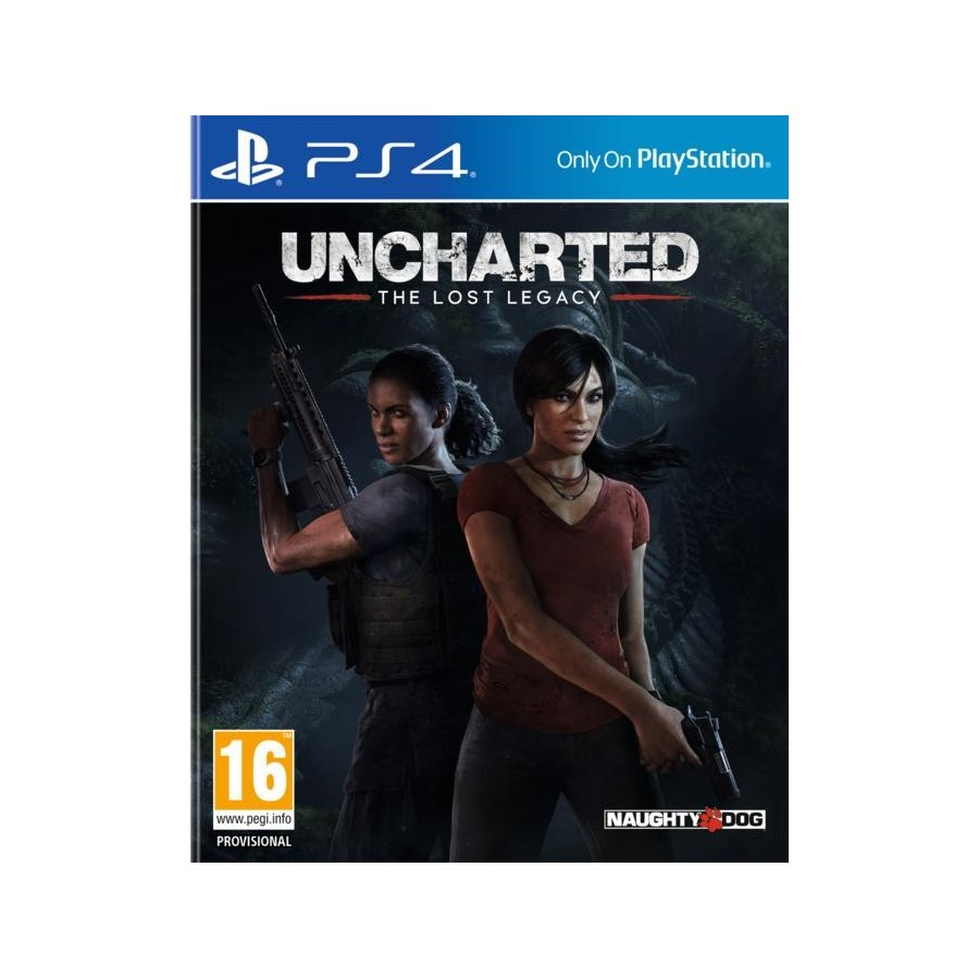 Uncharted: L'Eredità Perduta - PS4