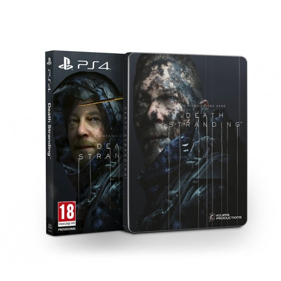 Death Stranding - Special Edition - PS4