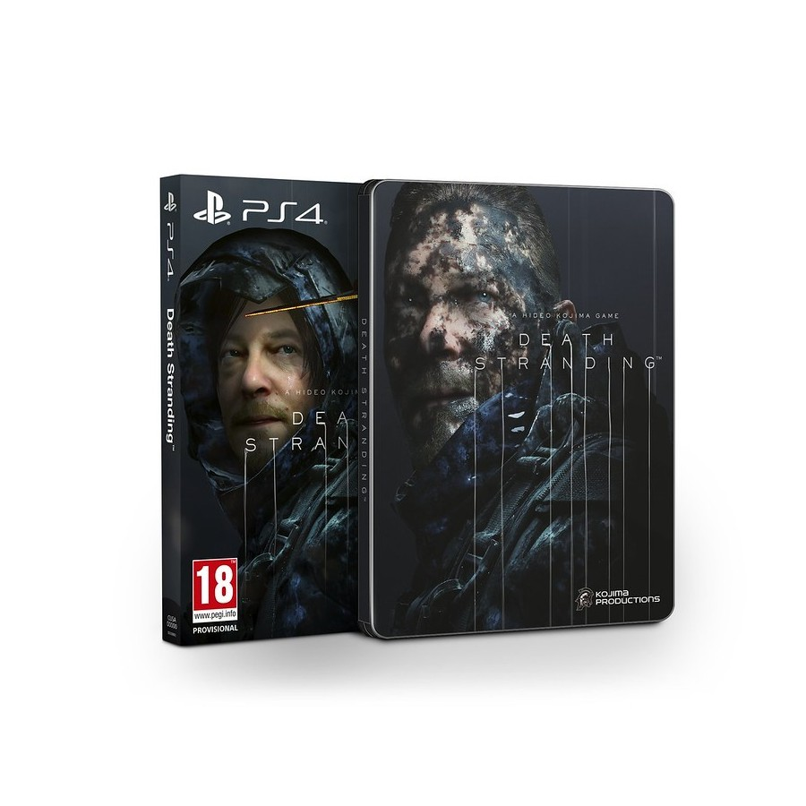 Death Stranding - Special Edition - Preorder PS4