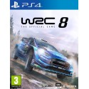 WRC: FIA World Rally Championship 8 - Preorder PS4