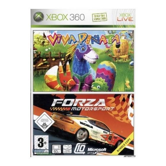 Viva Pinata & Forza Motorsport 2 - Xbox 360