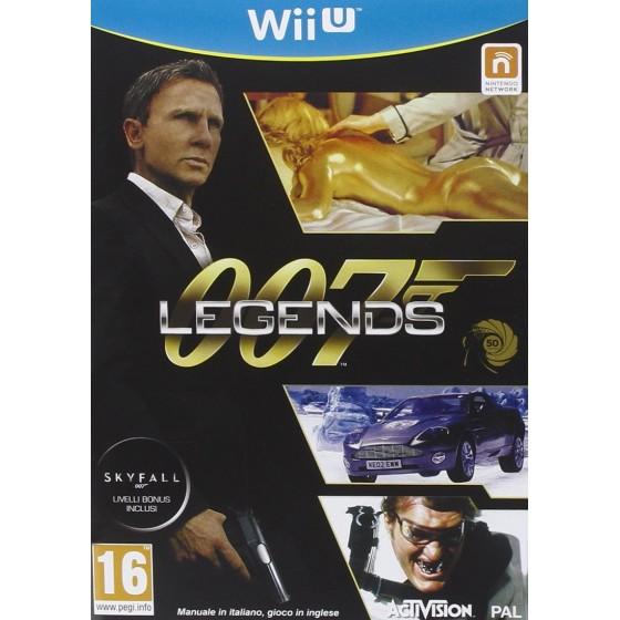 007 Legends - WiiU