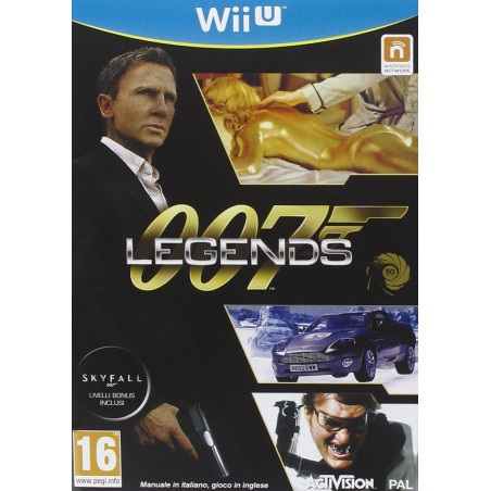 007 Legends - WiiU