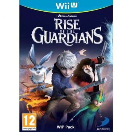 Rise of the Guardians - WiiU