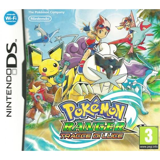 Pokemon Ranger Tracce di Luce - DS