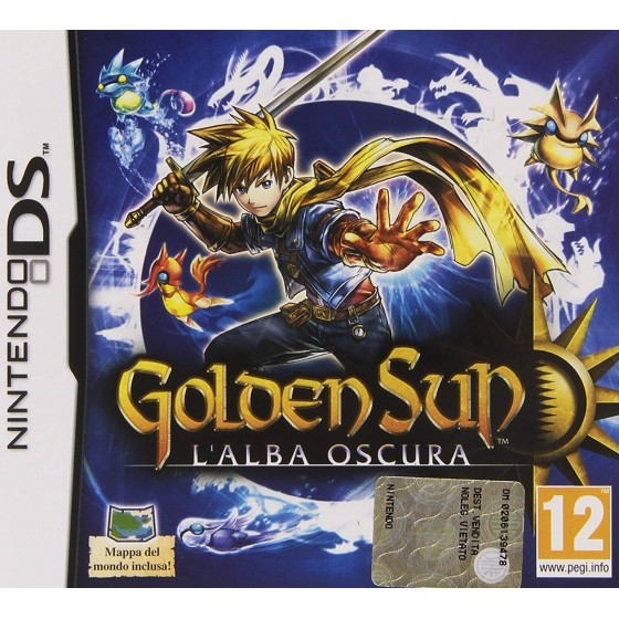 Golden Sun L'alba Oscura - DS