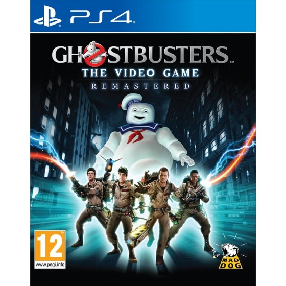 Ghostbusters: The Video Game - PS4