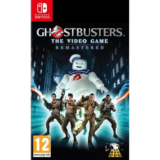 Ghostbusters: The Video Game -Switch