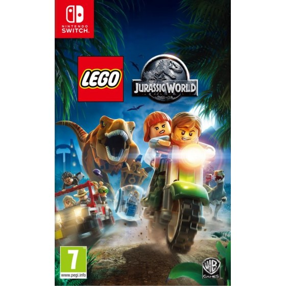 Lego Jurassic World  - Switch - The Gamebusters