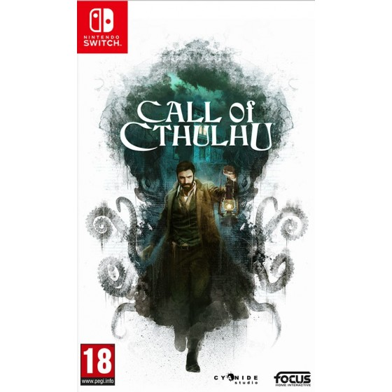 Call of Cthulhu  - Nintendo Switch - The Gamebusters