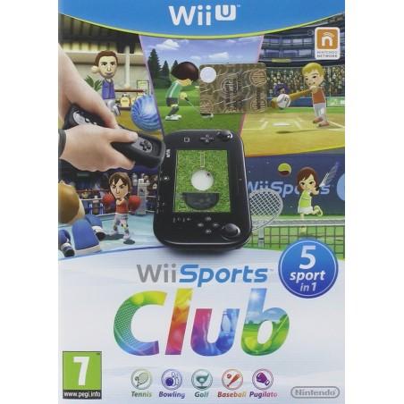 Wii Sports Club - WiiU