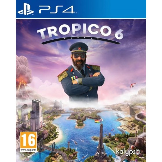 Tropico 6 - PS4 - The Gamebusters