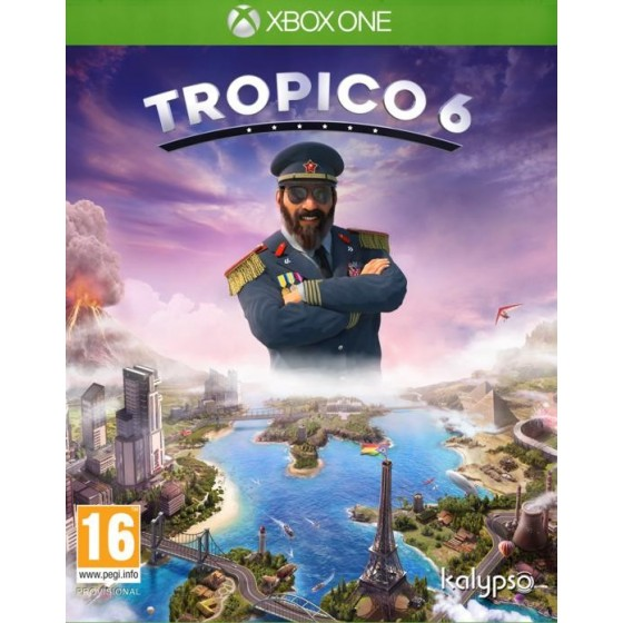 Tropico 6 - Preorder Xbox One - The Gamebusters