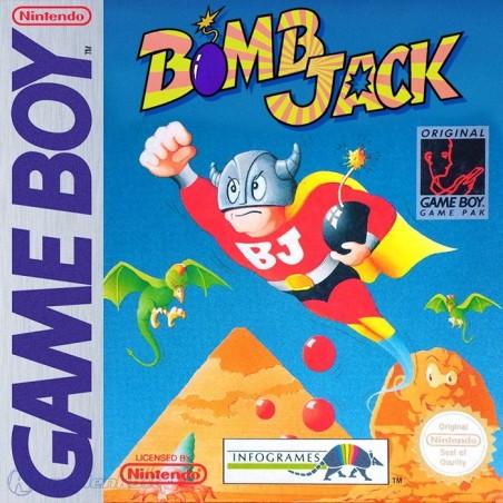 Bomb Jack - Game Boy