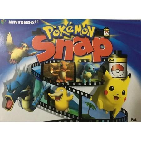 Pokemon Snap - Nintendo 64