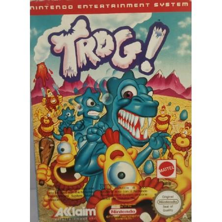 Trog - NES