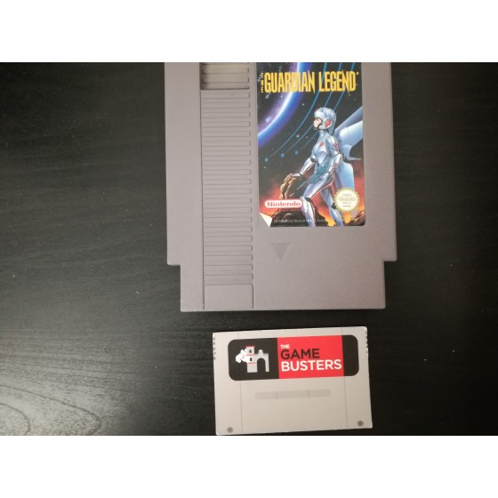 The Guardian Legend - NES usato