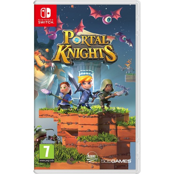 Portal Knights - Switch