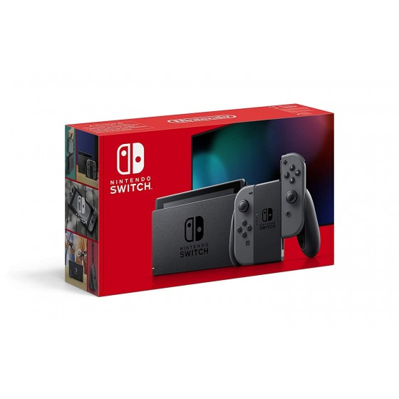 Console Nintendo Switch 1.1- Grigia -