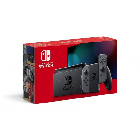 Console Nintendo Switch 1.1- Grigia -