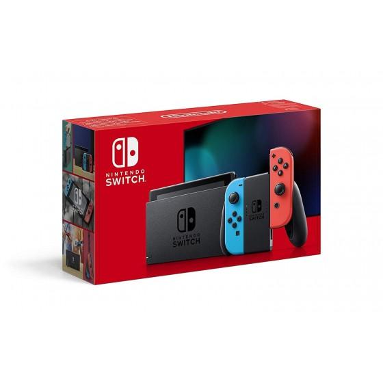 Console Nintendo Switch 1.1- Blu/Rosso Neon