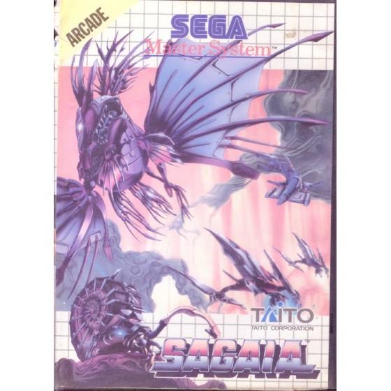 Sagaia - SEGA Master System