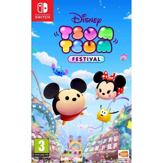 Disney: Tsum Tsum Festival - Preorder Switch - The Gamebusters