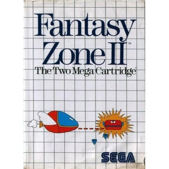 Fantasy Zone II - Master System