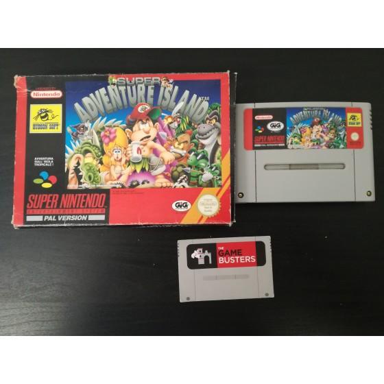 Super Adventure Island - SNES usato
