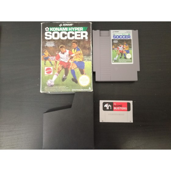 Konami Hyper Soccer - NES usato