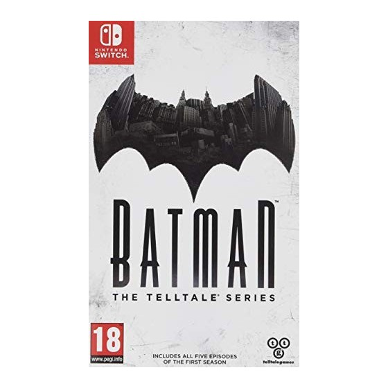 Batman The Telltale Series - Switch