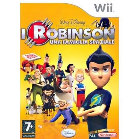 I Robison: Una famiglia spaziale - Wii