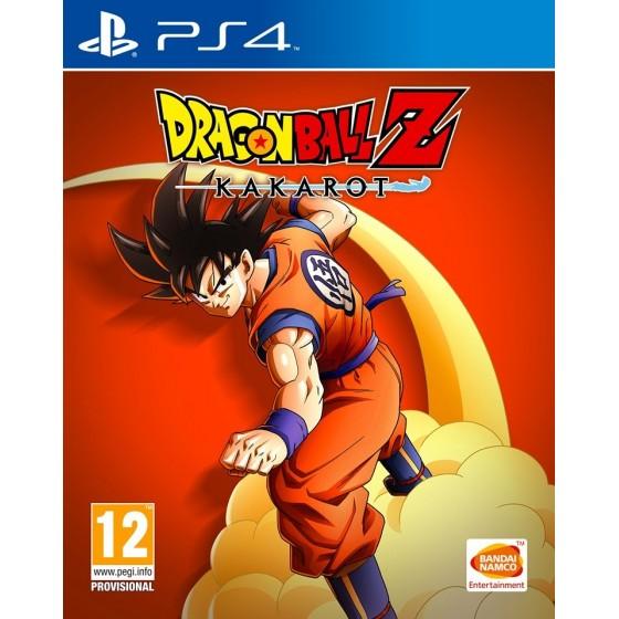 Dragon Ball Z: Kakarot - Preorder PS4