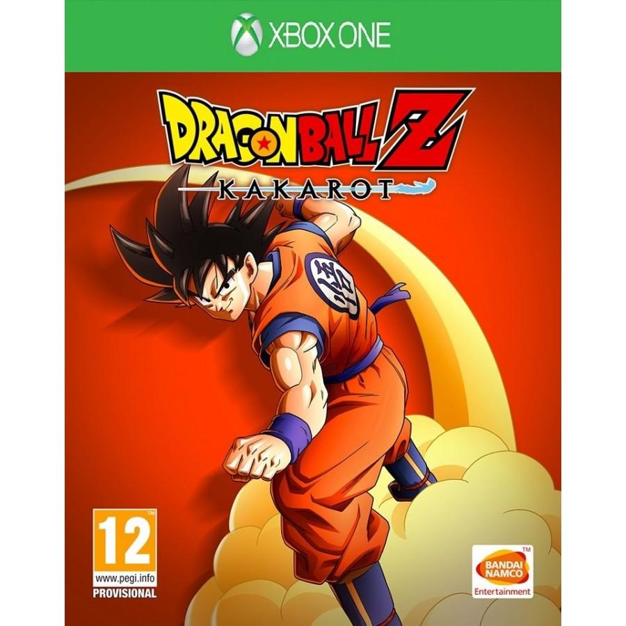 Dragon Ball Z: Kakarot - Preorder Xbox One