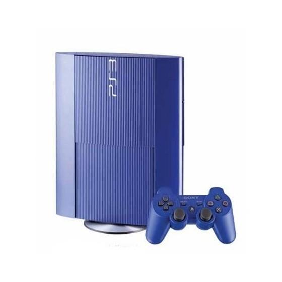 Console PS3 Ultraslim 500 GB - Blu - Usato