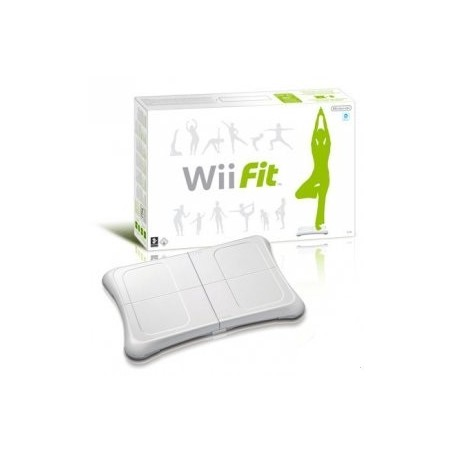 Wii Fit + Balance Board - Wii usato