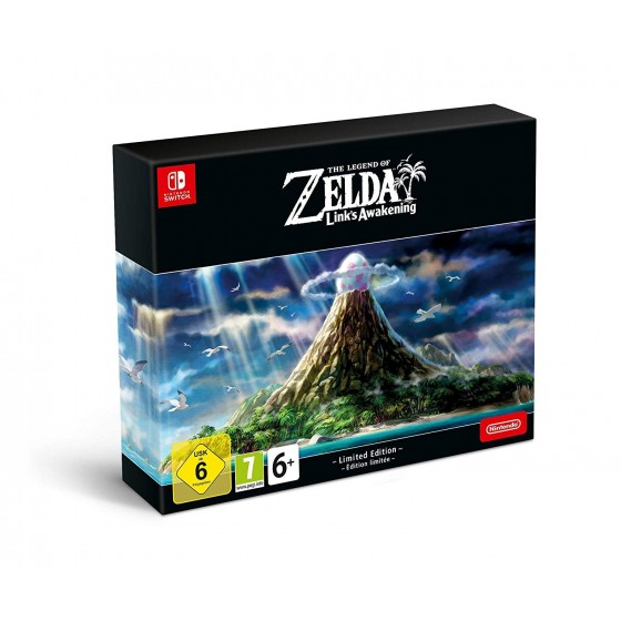 The Legend of Zelda: Link's Awakening - Limited Edition - Switch